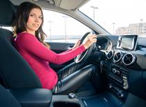 Řidičské oprávnění B - LADY kurz