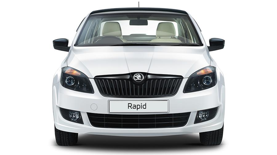 Autoškola VIP vyukovy vuz manual Skoda Rapid